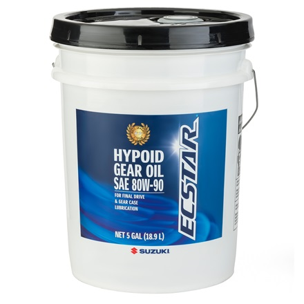 Hypoid Gear Oil 5 Gallon picture
