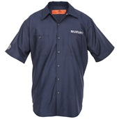 Mechanics Shirt, Navy