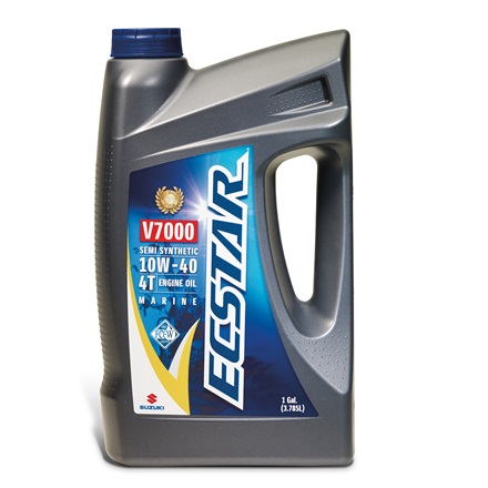 ECSTAR V7000 Semi Synthetic, Gallons picture