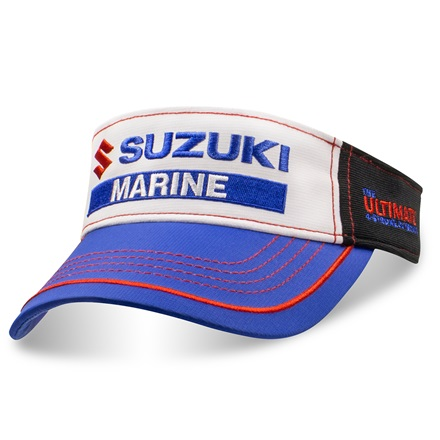 Suzuki Marine Stretch Fit Visor picture